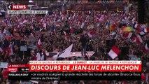 Marche de Mélenchon: 130.000 personnes selon les organisateurs