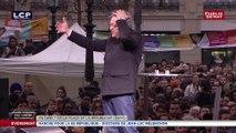 """Jean-Luc Mélenchon : """"Une Assemblée constituante pour écrire la 6e République"""""""