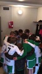 Victoire des U13-1 contre Cergy