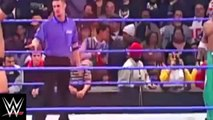 WWE SmackDown- Brock Lesnar vs Rey Mysterio - One of the Rarest Fight - WWE VIRAL COMPILATION