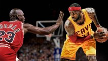 Is The NBA Too Soft? Will LeBron James EVER Be Better Than Michael Jordan? -Fumble Extra Time