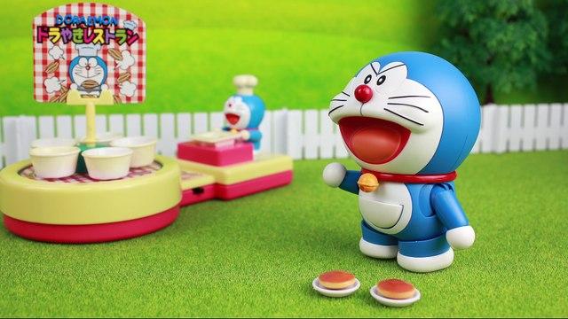 Doraemon toy Dorayaki Restaurant ドラえもん おもちゃ どら焼きレストラン doremon Đồ chơi trẻ em 도라에몽 장난감
