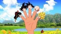 Finger Family Finger Family Dragon Ball Z Finger Family Songs For Children DBZ Daddy Finge