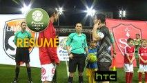 Stade Brestois 29 - Stade Lavallois (3-0)  - Résumé - (BREST-LAVAL) / 2016-17