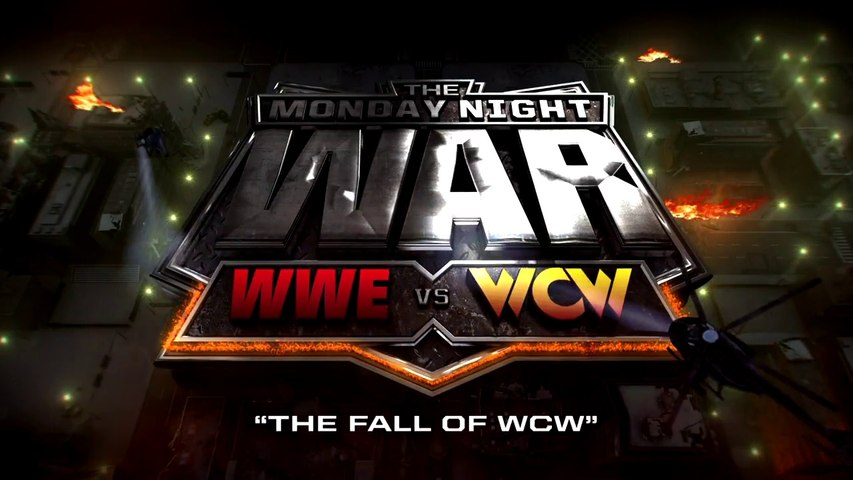 Monday Night War - The Fall Of WCW - video dailymotion
