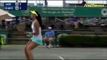 Jovana Jaksic vs Michelle Larcher de Tennis highlights