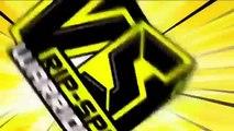 Teenage Mutant Ninja Turtles VS Rip-Spin Warriors Leonardo vs. Shredder Mattel TVC