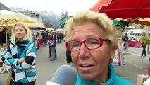 Alpes de Haute-Provence : Si j'étais président ? vos réponses sur le marché de Barcelonnette !