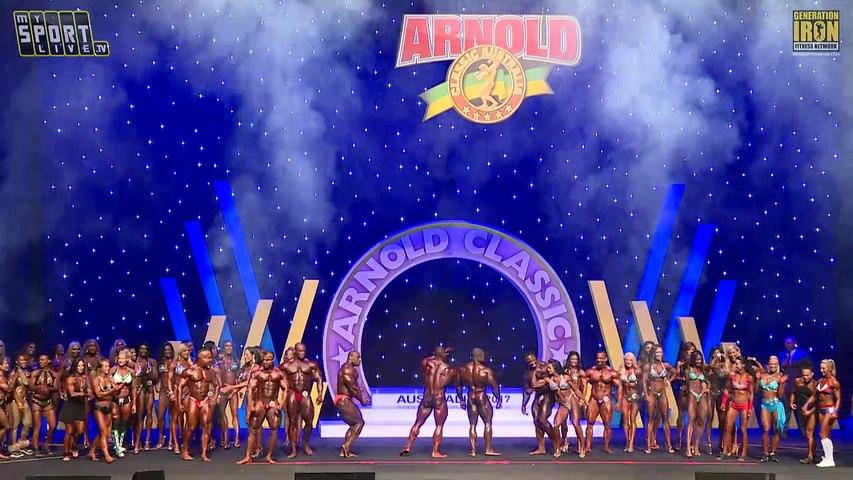 2017 Arnold Classic Australia Full Show