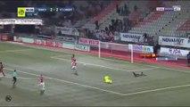 Nancy 2-3 Lorient  - les Buts - 18.03.2017