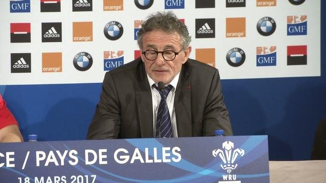 Rugby - Tournoi des 6 Nations - Bleus : Novès «Jamais vécu ce genre de dénouement»