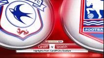 Championship 2016/17: J38 - Cardiff 3-1 Ipswich (18.03.2017)