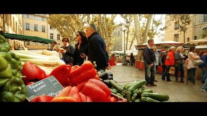 """Ville d'Aix en Provence """"Bienvenue à Aix en Provence"""""""