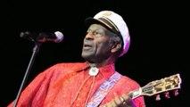 Rock 'n' roll legend Chuck Berry dead at 90