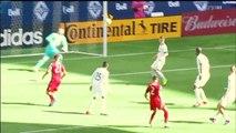 MLS 2017: Vancouver Whitecaps FC 0-2 Toronto FC (18.03.2017)