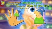 Finger Family Rhymes | Super Cartoon Character | Kung Fu Panda | Nursery Rhymes | Collecti