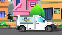 MAIL DELIVERY! - Gmod Mail Truck Mod (Garrys Mod)