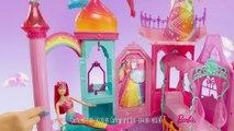Barbie Dreamtopia Barbie Rainbow Cove Princess & Castle Playset TV Toys Full HD Commercial
