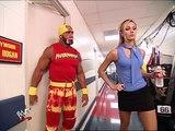 Smackdown | Stacy Keibler, Hulk Hogan, and Vince Mcmahon Segment
