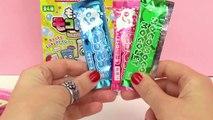 Nina trinkt aus dem Klo | japanische Toilet Candy | Brausepulver aus Toilette trinken Un m