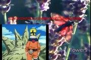Naruto, Kakashi e Sakura VS Sasuke ita (parte 1)