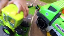 Toy Cars for Kids - Trash Pack Toys Street Vehicles - Trash Wheels & Street Sweeper Trucks for Kids-