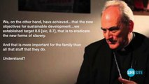 The crude intellectual fraud of Archbishop Sorondo, influential adviser to Pope Francis