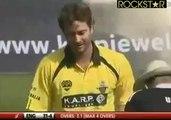 Cricket 2 wickets in 1 ball Rare Happening, Hong Kong Sixes