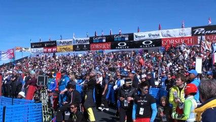 Slalom Géant d'Aspen - Podium pour Mathieu Faivre !