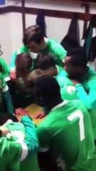 U15 A contre Fontaine-les-Dijon | Cri de la victoire 2-0