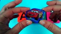 Pixar Cars Surprise Eggs Unboxing Epic Review Easter Eggs Sally, Tractor Tippin Lightning McQueen-BVVXUNwDi8U