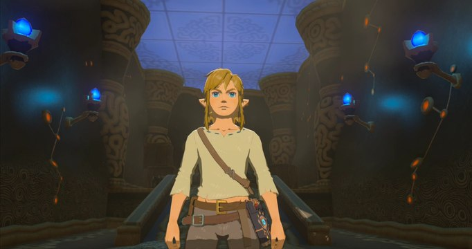 Zelda Breath of the Wild (4K)(CEMU 1.7.3d)
