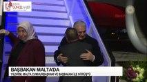 Başbakan Binali Yıldırım'ın Malta ziyareti