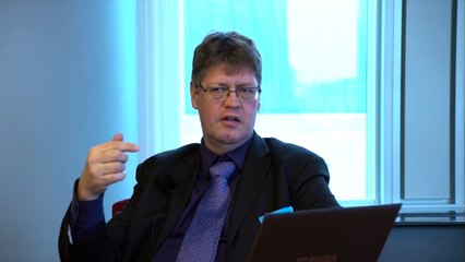 """""""Transparency from the point of view of civil society """" - Jan HAVERKAMP"""