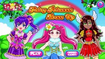 Fairy Princess Dress Up- Fun Online Fashion Games for Girls Teens