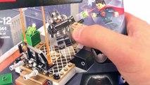 LEGO BATMAN VS SUPERMAN -Combat de héros- Clash of the Heroes 76044 Unboxing