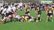 Stade Montois rugby féminin 34 - 10 Stade Poitevin Rugby  4ème essai Perle Ramazeilles