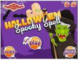 Halloween Spooky Spell - Halloween Games For Kids - Halloween Spooky Spell | Kids Play Pal