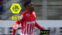 But Faitout MAOUASSA (28ème) / AS Nancy Lorraine - FC Lorient - (2-3) - (ASNL-FCL) / 2016-17