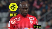 But Issiar DIA (42ème pen) / AS Nancy Lorraine - FC Lorient - (2-3) - (ASNL-FCL) / 2016-17