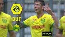 But Emiliano SALA (22ème) / FC Nantes - OGC Nice - (1-1) - (FCN-OGCN) / 2016-17