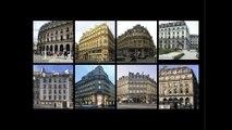 Conférence Paris Haussmann - Modèle de ville