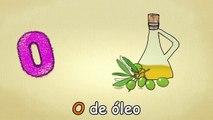 Alfabeto para crianças - D-Canção - O Alfabeto em português - canções infantis   Portugues