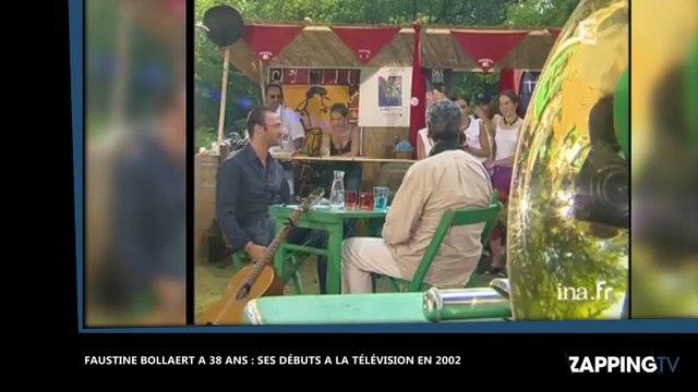 Faustine Bollaert a 38 ans : ses débuts à la télévision dans Côté Vacances sur France 3