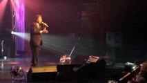 Frank Michael en concert au Forum de Chauny
