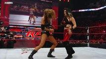 Raw  Eve vs. Katie Lea Burchill - Divas Championship