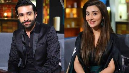 Tonite with HSY Season 4 Episode 2 Full | Ayesha Khan & Azfar Rehman