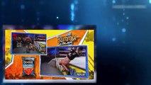 WWE Brock Lesnar VS CM Punk - OMG CM Punk Destroy Brock Lesnar