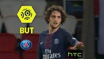But Adrien RABIOT (34ème) / Paris Saint-Germain - Olympique Lyonnais - (2-1) - (PARIS-OL) / 2016-17