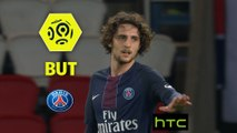 But Adrien RABIOT (34ème) / Paris Saint-Germain - Olympique Lyonnais - (2-1) - (PARIS-OL) / 2016-17